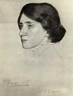 Florence Emily <I>Dugdale</I> Hardy
