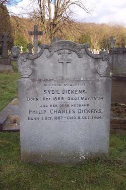 Philip Charles Dickens