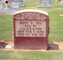 Mary Gertrude Fife