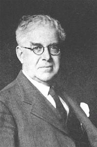 Sir Sydney Hugo Nicholson