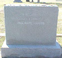 Oma Drusilla <I>Rape</I> Harris