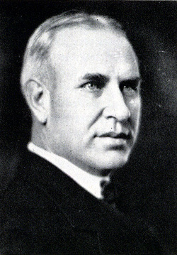 Oliver Max Gardner, Sr