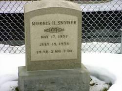 Morris H Snyder