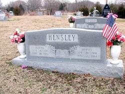 Hurvel Hensley