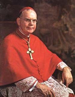 Cardinal Terence James Cooke