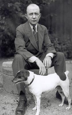 Dr Walter Prescott Webb