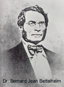 Dr Bernard Jean Bettelheim
