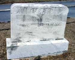 Harold Fehr