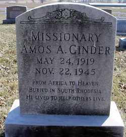 Amos A. Ginder