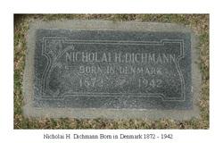 Nicholai H Dichmann