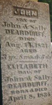 Elizabeth Deardurff