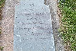 Eunice <I>Worth</I> Wilson