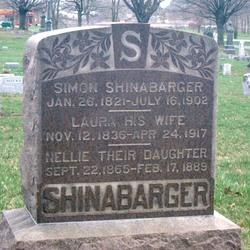 Simon Peter Shinabarger