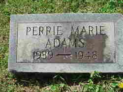 Perrie Marie Adams