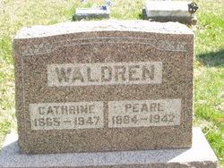Pearl Benson Waldren