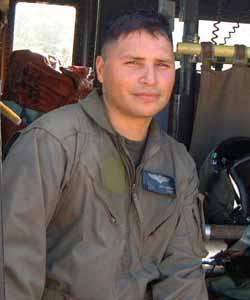 Capt Aaron Joseph Contreras