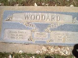Clarissa <I>Woolsey</I> Woodard