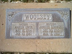 Martin Owen Woolsey