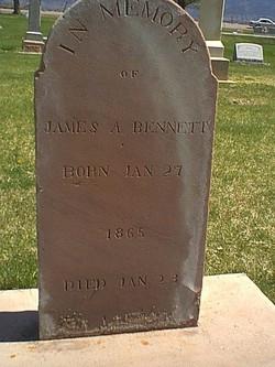 James Allen Bennett