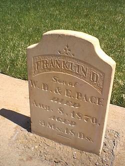 Franklin Daniel Pace