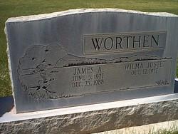 Wilma Justuet Worthen