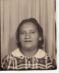 Isabel <I>Ortiz</I> Camacho