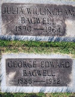 George Edward Bagwell Sr.