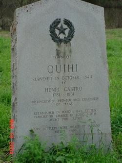 Quihi Cemetery