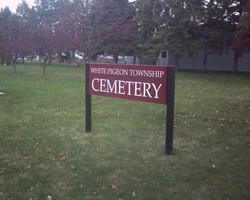 White Pigeon Township Cemetery
