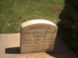 Mary Thornton Pace