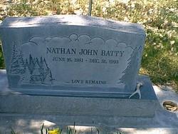 Nathan John Batty