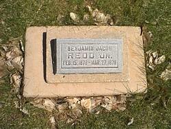 Benjamin Jacob Redd, Jr
