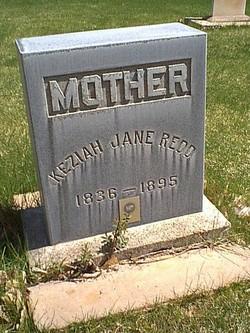 Keziah Jane <I>Butler</I> Redd