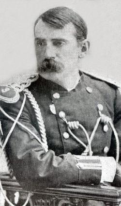 John Gregory Bourke