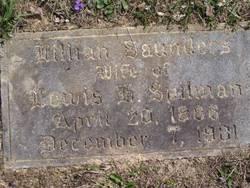 Lillian <I>Saunders</I> Spilman