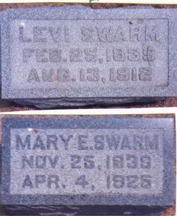 Mary Elizabeth <I>Kreighbaum</I> Swarm