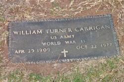 William Turner Carrigan