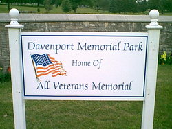 Davenport Memorial Park