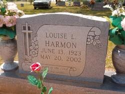 Louise L Harmon