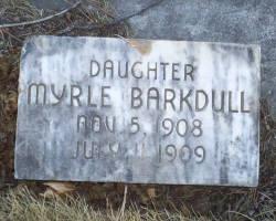 Myrle Barkdull