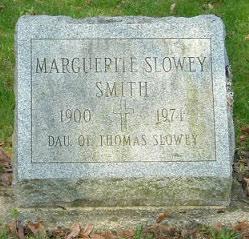 Marguerite <I>Slowey</I> Smith