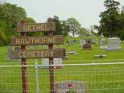 Bethel Hawthorne Cemetery
