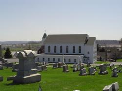 Saint John's United Church of Christ Cemetery