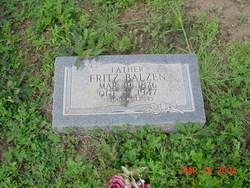 Fritz Balzen