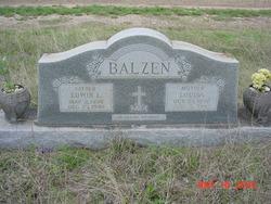 Louisa M. <I>Haegelin</I> Balzen