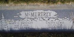 Calvin Lewis McMurtrey