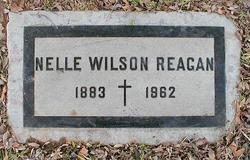 Nelle Clyde <I>Wilson</I> Reagan