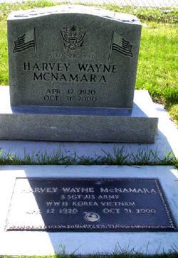 Harvey Wayne McNamara
