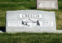 Ruth Pearl <I>England</I> Creech