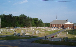 Washington Baptist Church Cemetery
